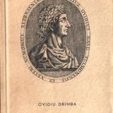 OVIDIU DRAMBA - OVIDIU - Roman