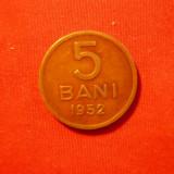 5 Bani 1952, bronz, cal.Buna - Moneda Romania