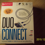 Adaptec duoConnect card