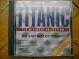 Album CD Soundtrack Titanic The Very Best Ultimate Collection