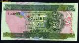 Insulele Solomon 2 dolari unc