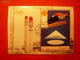 Colita- Olimpiada Sapporo 1972 ,YEMEN , stampilat