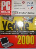 PC MAGAZINE ROMANIA. REVISTA DE INFORMATICA