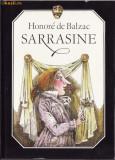 SARRASINE de HONORE DE BALZAC (IN LIMBA GERMANA), 1989