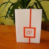 felicitari / invitatie handmade