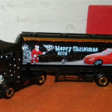 Herpa Mercedes Merry Christmas 2005 1:87