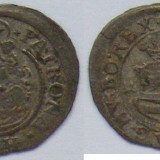 Ungaria denar 1694 KB - Moneda Medievala