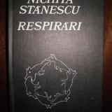 Nichita Stanescu, Respirari, 1982