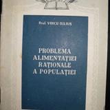 Colectia SRSC, Problema alimentatiei rationale, 1956 - Carte de lux