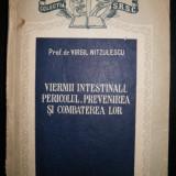 Colectia SRSC, Viermii intestinali, 1956 - Carte de lux
