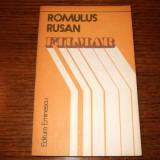 Romulus Rusan - FILMAR - Carte de aventura