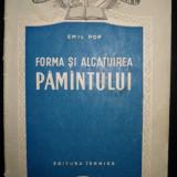 Colectia SRSC, Forma si alcatuirea pamantului, 1956 - Carte de lux