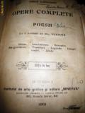 V Alecsandri, Opere complete, Poesii, prefata Vlahuta, 1901