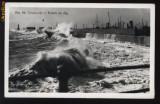 Constanta , Valuri pe dig , circulata  , 1940
