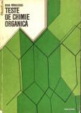 Teste de chimie organica