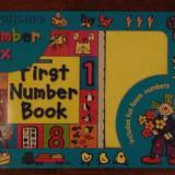 Carte copii Number Box