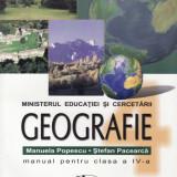 Manual GEOGRAFIE  CLS A IV A ED. ARAMIS