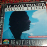 CD JAZZ: McCOY TYNER SOLO LIVE 1991 (BEAUTIFUL LOVE)