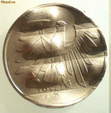 1.248 GERMANIA 5 DEUTSCHE MARK 1975 F DEMONETIZATA, Europa, Cupru-Nichel
