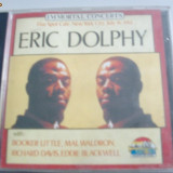 CD JAZZ - ERIC DOLPHY QUINTET AT FIVE SPOT CAFE 1961 (w/BOOKER LITTLE / MAL WALDRON / RICHARD DAVIS / EDDIE BLACKWELL)