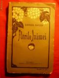 EMANOIL BUCUTA - FLORILE INIMEI - Prima Editie - 1920