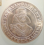 1.250 GERMANIA MEDALIE ALBERT ARHIDUCE DE AUSTRIA EIN TRIMM TALER 1991 40mm, Europa