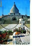 CP84-46 -Marasesti , mausoleul eroilor (1916-1918)