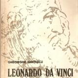 Gheorghe Ghitescu-Leonardo da Vinci - Istorie