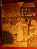 JEAN EFFEL - LE JARDIN D'EDEN ed. 1956