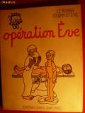 JEAN EFFEL - OPERATION EVE - 1960