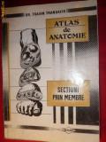 ATLAS DE ANATOMIE - sectiuni membre-de Dr.T.Trandafir