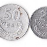 LOT MONEDE POLONIA II