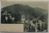 Sinaia - Vederea generala - neexp. 1900