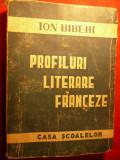 ION BIBERI - PROFILURI LITERARE FRANCEZE -1945