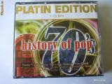 HISTORY OF POP / PLATIN EDITION   3 CD