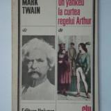UN YANCHEU LA CURTEA REGELUI ARTHUR - Roman