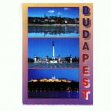 CP179-56 Budapest, (Ungaria) -circulata 1994