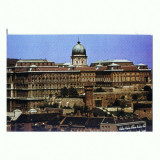 CP179-89 Budapest. Budai var (Ungaria) -necirculata