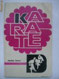 Nicolae Bucur - Karate (1972), Alta editura