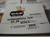 Album ghid Festivalul de film experimental Bucuresti EXPIFF