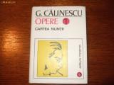 GEORGE CALINESCU - OPERE 1 Cartea nuntii {1998}
