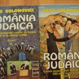 Romania Iudaica de Tesu Solomovici