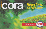 Cumpara ieftin Pentru colectionari, card plastic client fidel Cora