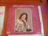 TITA BARBULESCU -ARGESULE RAU DE APE