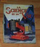 revista La science et la vie (1929, lb franceza)
