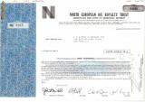 249 Actiuni -NORTH EUROPEAN OIL ROYALTY TRUST-seriaNEC3163