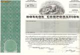347 Actiuni -RONSON CORPORATION -seria RP 0168