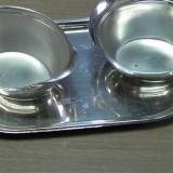 Set serviciu de cafea argintat