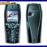 Nokia 7250i - Telefon Nokia, Nu se aplica, Neblocat, Fara procesor