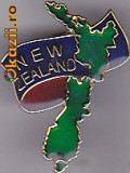 Insigna Noua Zeelanda New Zealand